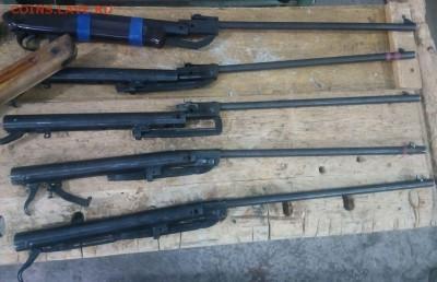 Пневматические винтовки - пв1