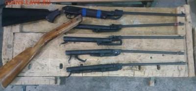 Пневматические винтовки - пв