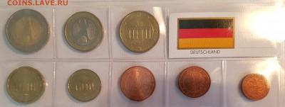 Подборка евро по типам (страны), 6 юбилейных - 20190728_070546