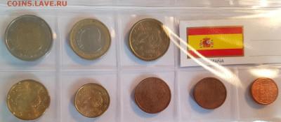 Подборка евро по типам (страны), 6 юбилейных - 20190728_070628