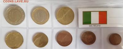 Подборка евро по типам (страны), 6 юбилейных - 20190728_070719