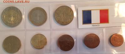 Подборка евро по типам (страны), 6 юбилейных - 20190728_070654