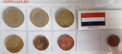 Подборка евро по типам (страны), 6 юбилейных - 20190728_070740
