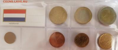 Подборка евро по типам (страны), 6 юбилейных - 20190728_070748