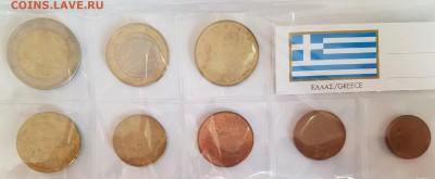 Подборка евро по типам (страны), 6 юбилейных - 20190728_070943