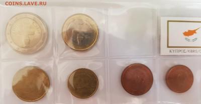 Подборка евро по типам (страны), 6 юбилейных - 20190728_071037