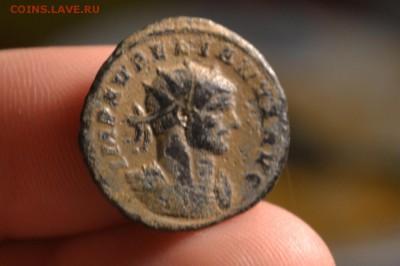 Рим.Аврелиан 270—275 до 06.08.2019. 22-00 - CSC_0298.JPG