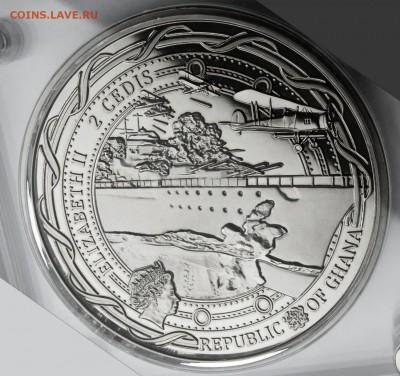 Монеты с Корабликами - 2 с 18 Bismark - 2