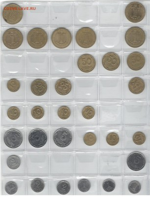 Монеты Украины регулярного чекана. По фиксу. - Украина 2