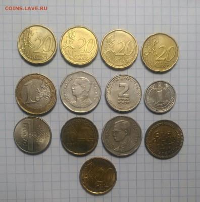 Солянка монет 13 шт до 14.09.19г в 22 00 - P_20190809_082017_1