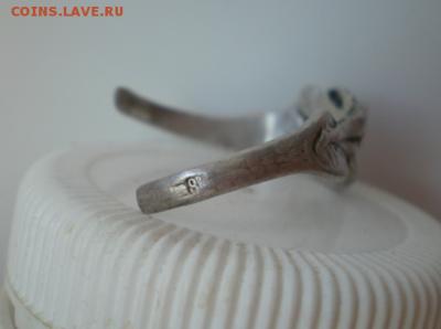 Кольцо серебро 84 проба с изображением трех девиц - Screenshot_227