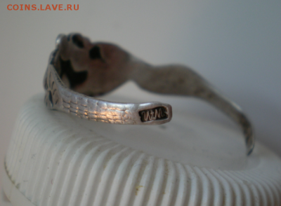 Кольцо серебро 84 проба с изображением трех девиц - Screenshot_237