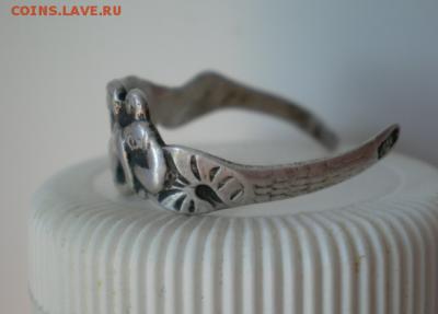 Кольцо серебро 84 проба с изображением трех девиц - Screenshot_235