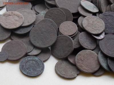 444 ШТ. не чищ медные монеты РИ ДО 15.О8.    20-30 - DSCN6149.JPG
