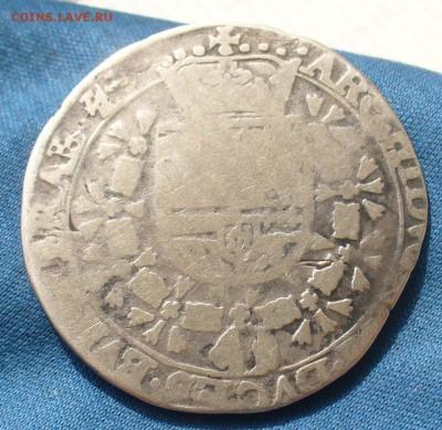 4 патагона(талера)без даты (1612-1621) До 13.08.19 в 22.00 - P1510957.JPG