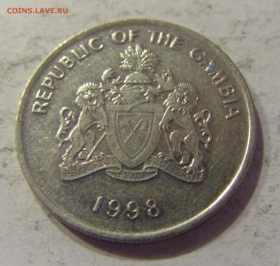 25 бутут 1998 Гамбия №1 18.08.19 22:00 МСК - CIMG7916.JPG