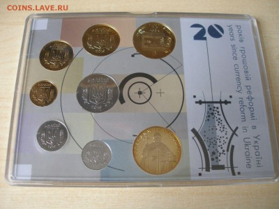 УКРАИНА Набор монет 2016 г. до 17.08 - Набор 2016_4.JPG