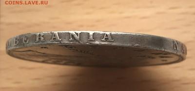 Испания 5 песет 1870 Серебро Крона Шайба - IMG_6406.JPG