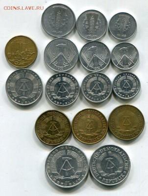 ГДР. Подборка.19 монет. 16.08 - img735