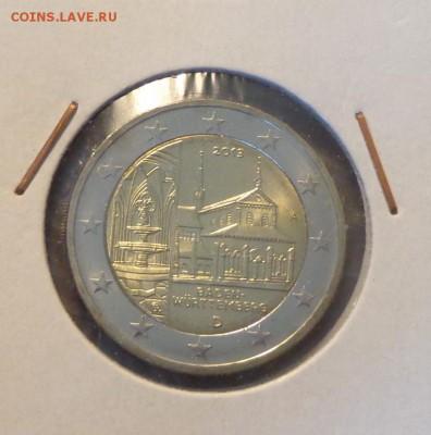 ГЕРМАНИЯ - 2 евро 2013 Баден-Вюртемберг до 23.08, 22.00 - Германия 2 е 2013 Баден-Вюртемберг(3)_1.JPG