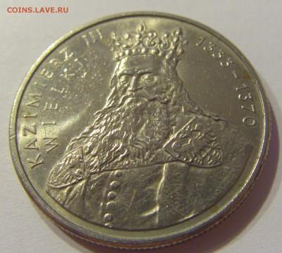 100 злотых 1987 Казимир III Польша №2 23.08.19 22:00 МСК - CIMG8085.JPG