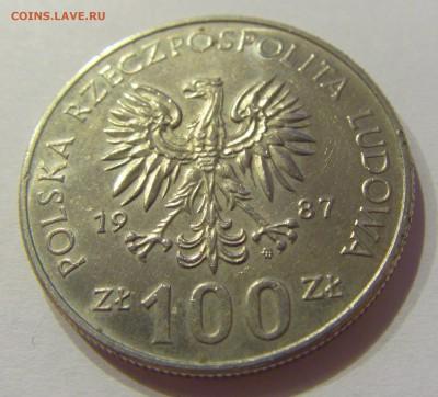 100 злотых 1987 Казимир III Польша №2 23.08.19 22:00 МСК - CIMG8083.JPG