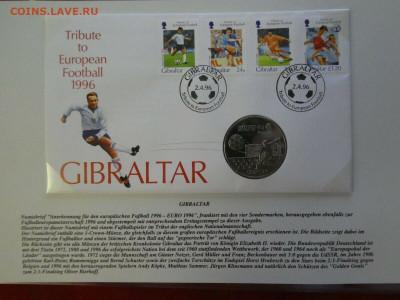 Гибралтар крона 1996 Футбол до 13.09.2019 в 22.00мск (39) - s-l1600