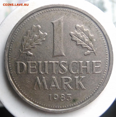 Германия 1 марка 1983 года до 13.09.2019 - IMG_20190725_183101