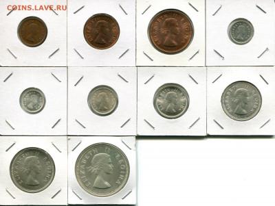 Юж.Африка подборка 1ф-5Ш Елизавета II до 13.09.19 22-00 мск - SA dif-a