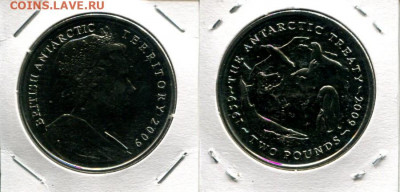 Бр.Антарктич.тер-рии 2Ф 2009 фауна до 13.09.19 22-00 мск - BAT 2P 2009