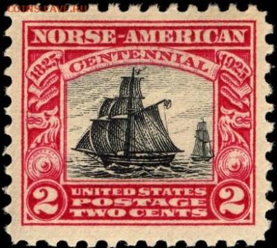 Монеты с Корабликами - Norse_American