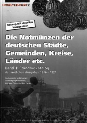 Сканы страниц каталогов банкнот и нотгельдов Германии - Funk_001