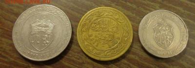 ТУНИС - подборка ходячки 3 монеты до 22.09, 22.00 - три восточные монетки_1.JPG