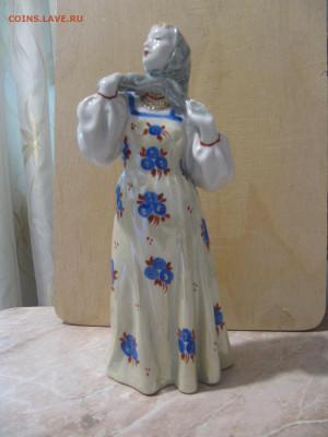 Статуэтка девушка-плясунья, СССР - IMG_3900.JPG