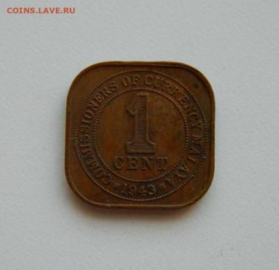 Британская Малайя 1 цент 1943 года. до 09.10.2019 - DSCN9930.JPG