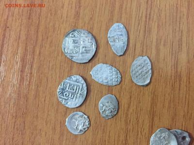 Чешуйки серебро 210 штук - 28ED7D40-9625-4D62-B81E-5ED9354AD938