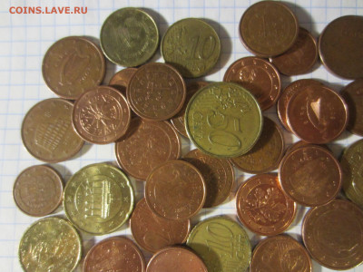 Евроценты 33 монеты,  до 08.11.2019 в 22.00 мск - IMG_8681.JPG