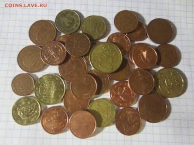 Евроценты 33 монеты,  до 08.11.2019 в 22.00 мск - IMG_8680.JPG