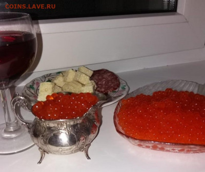 Красная икра 2019 с Камчатки - Чвыча