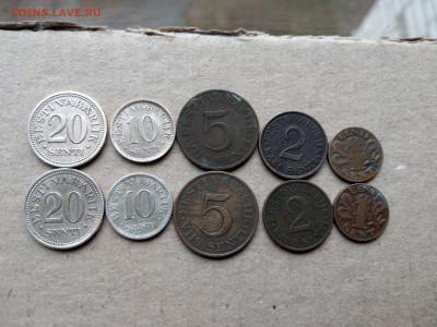 Эстония 1929 - 1935 ФИКС до 10.11 - IMAG4117