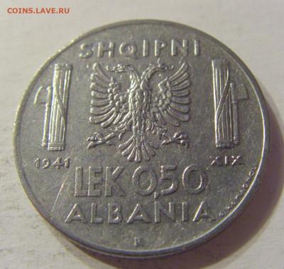 0,50 лек 1941 Албания №1 15.11.2019 22:00 МСК - CIMG6562.JPG