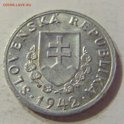 20 геллеров 1942 Словакия №1 15.11.2019 22:00 МСК - CIMG6604.JPG