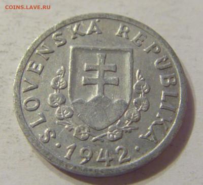20 геллеров 1942 Словакия №2 15.11.2019 22:00 МСК - CIMG6608.JPG