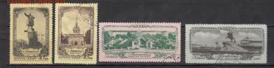 СССР 1953 виды Ленинграда 1 выпуск 4м до 25 11 - 454