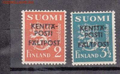 Финляндия 1943 2м надпечтки до 24 11 - 376