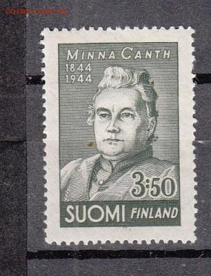 Финляндия 1944 1м * М Сант до 24 11 - 377