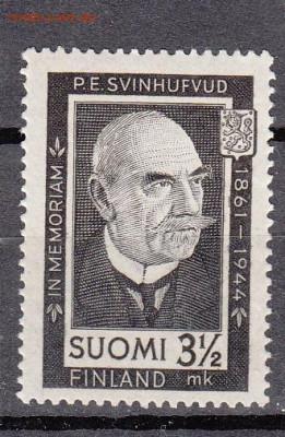 Финляндия 1944 1м * до 24 11 - 378