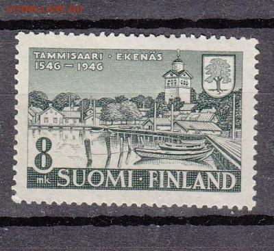 Финляндия 1946 1м * до 24 11 - 380