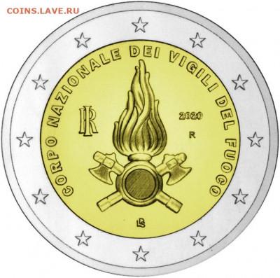 монеты с пожарной тематикой? - 20itafu