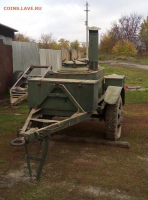 Продолжаем собирать макеты боевой техники ВОВ на постамент - IMG_20191004_101214